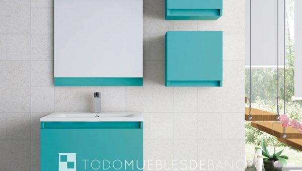 6 muebles de baño baratos de nuestra tienda online