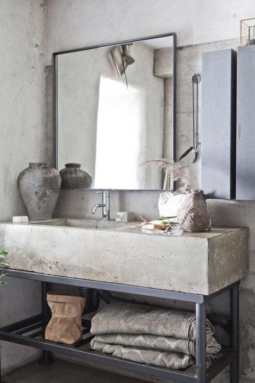 C mo elegir el material para tu lavabo decoraci n de ba os - Material para banos ...