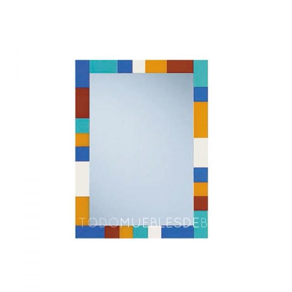 4 espejos de ba o para 4 ba os diferentes todomueblesdebano for Espejos diferentes
