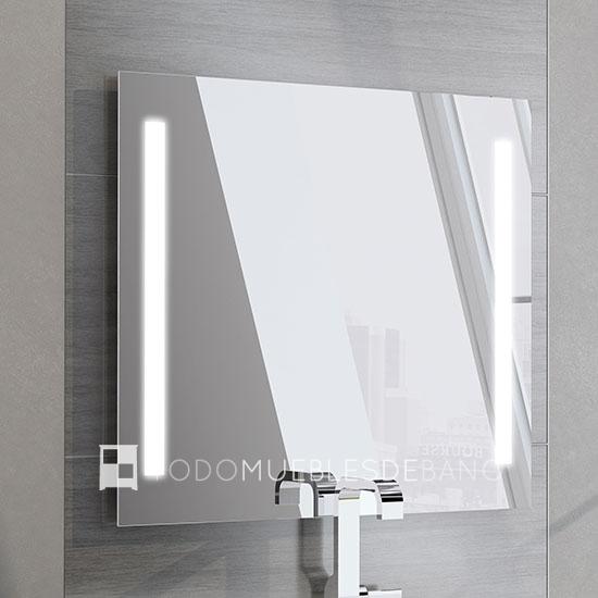 4 espejos de ba o para 4 ba os diferentes todomueblesdebano - Espejo retroiluminado bano ...