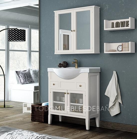 Estilos de decoraci n archivos decoraci n de ba os for Muebles de bano con estilo