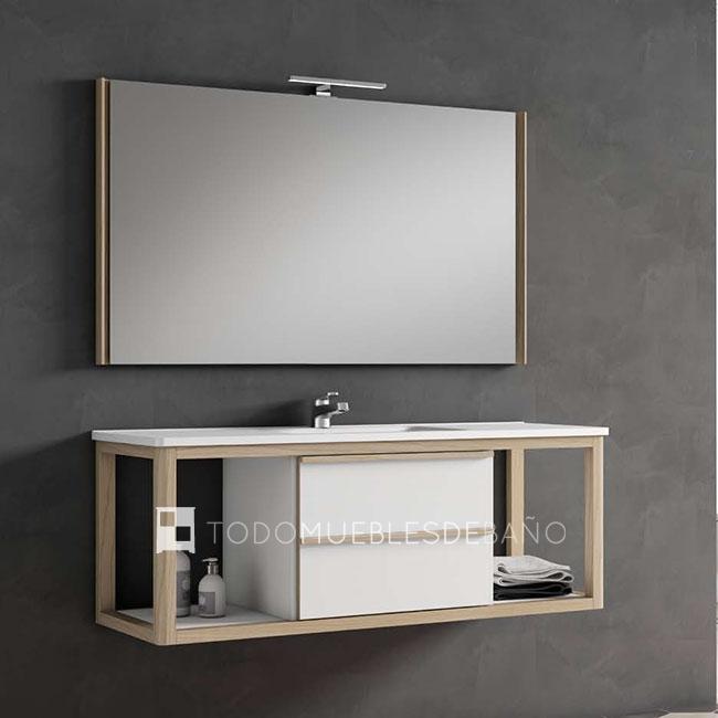 Decoraci n de ba os el blog de decoraci n de ba os de for Mueble bano dos lavabos