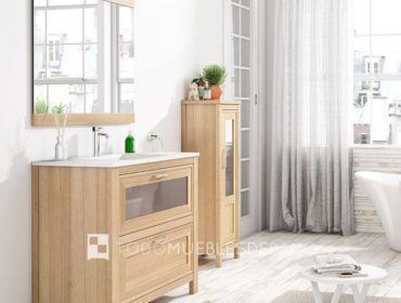 limpiar los muebles del baño, ¿Cómo limpiar los muebles del baño?