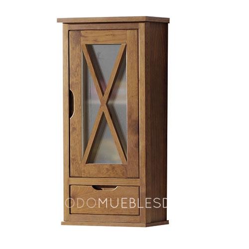 5 muebles auxiliares de ba o r sticos para un toque Mueble auxiliar bano madera