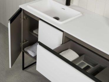 , Soluciones de almacenaje: cuatro ideas para tu baño