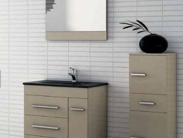 mueble auxiliar para baños pequeños