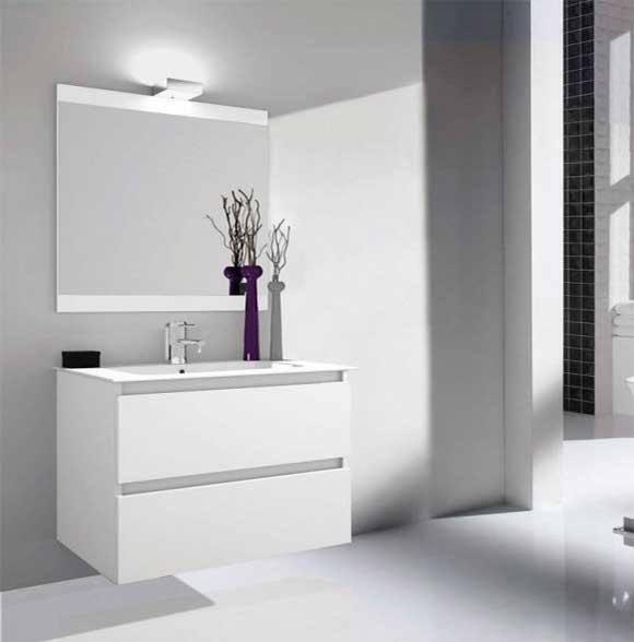 Cómo colocar un mueble de baño suspendido: 7 pasos