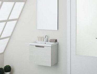 muebles de baño suspendidos con fondo reducido