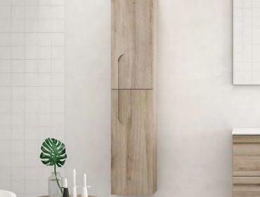 columnas de baño suspendidas