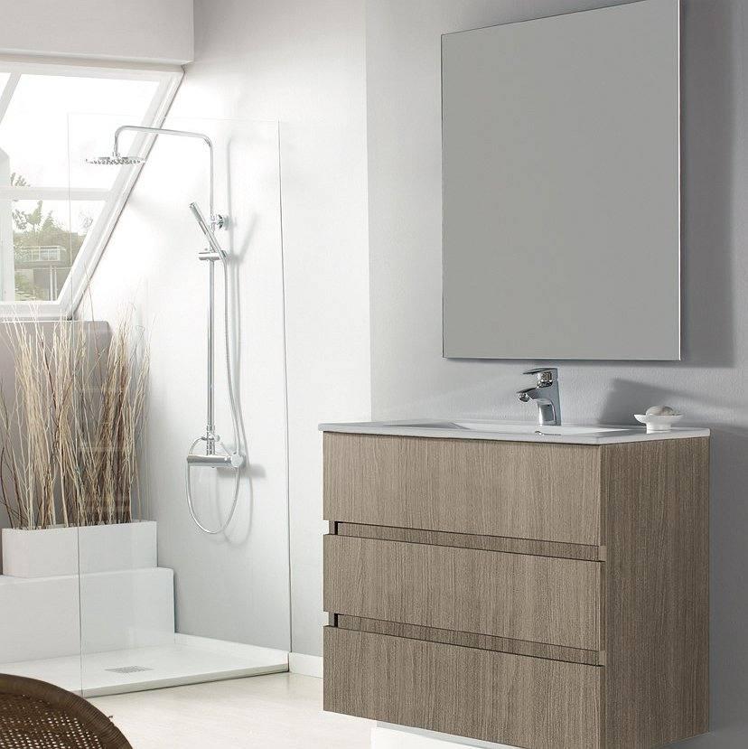 Mueble de baño de Creaciones del Espino Lido suspendido 3 ...