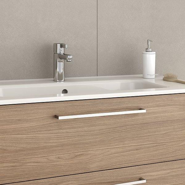 Conjunto mueble de baño de Royo Easy suspendido 4 cajones ...