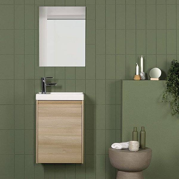 Mueble de baño Confort de Royo Group nogal arenado