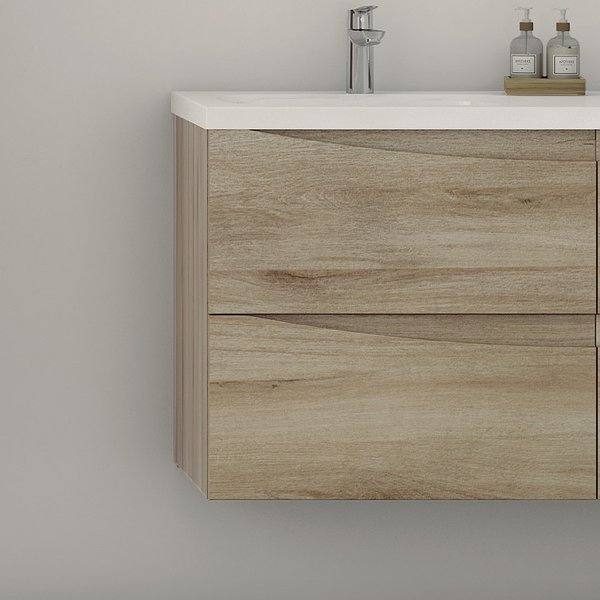 Mueble de baño Love de Royo Group color beige neture