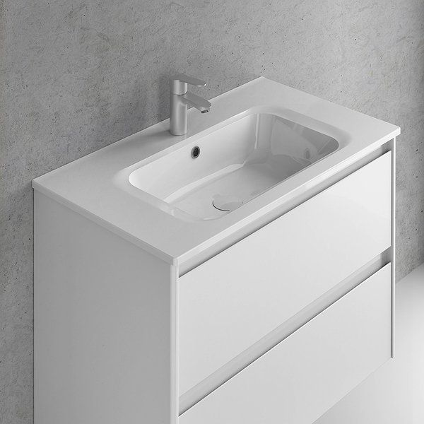 Lavabo Notte encastrado Gel Coat de Royo Group