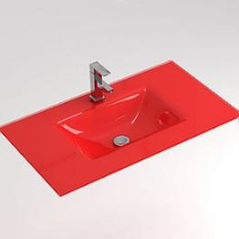 Lavabo Rojo Cristal.Lavabo De Coycama Cristal 1 Poza Varias Medidas